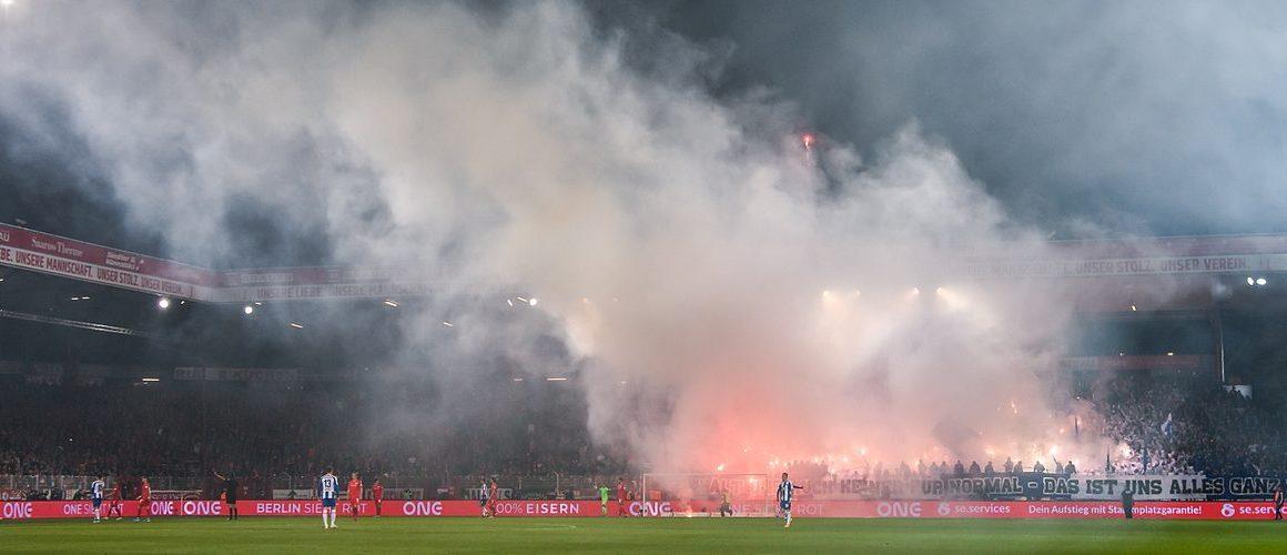 Derby Berlina. Union- Hertha