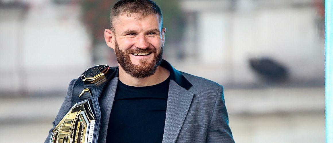 Dobry tydzień dla Polaków w UFC