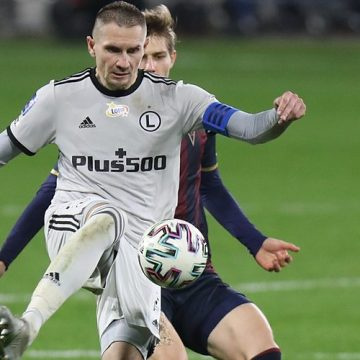Mecz na szczycie tabeli w Ekstraklasie