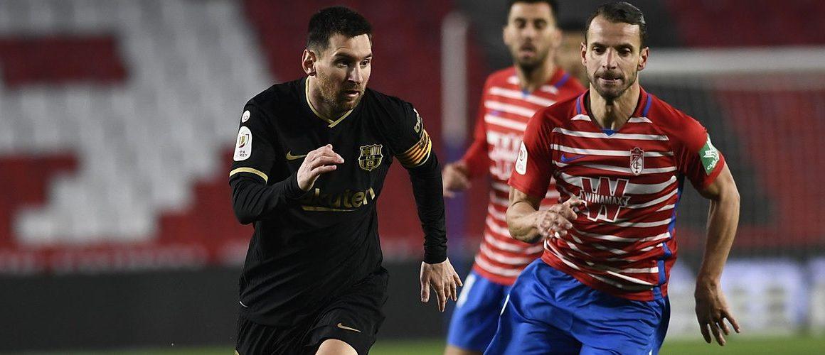 Zapowiedź meczu Barcelona- Granada