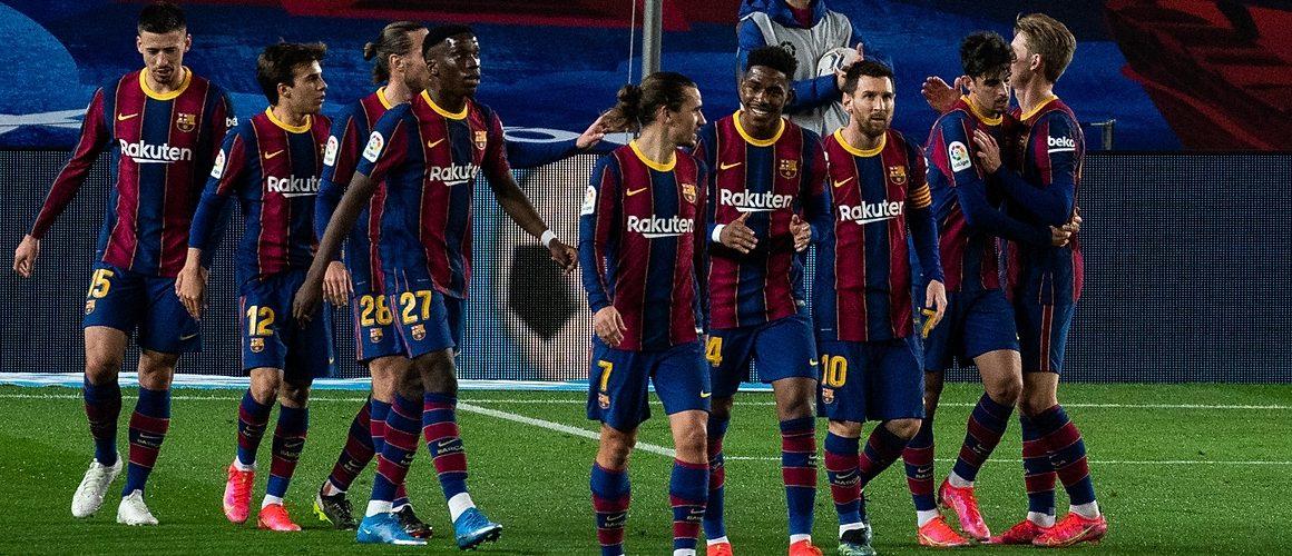 Barcelona wygrała Puchar Króla