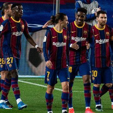 Pewne 3 punkty dla Barcelony?