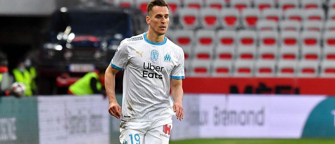 Marsylia remisuje z Montpellier, a Milik strzela kolejną bramkę