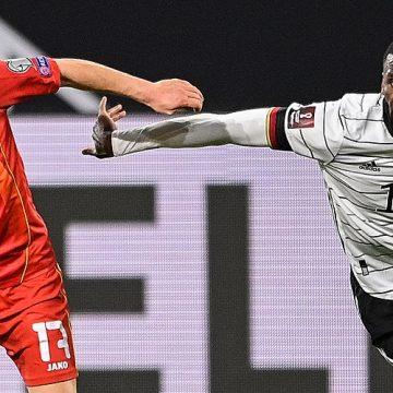 Sensacyjna porażka Niemiec, Austria upokorzona przez Danię