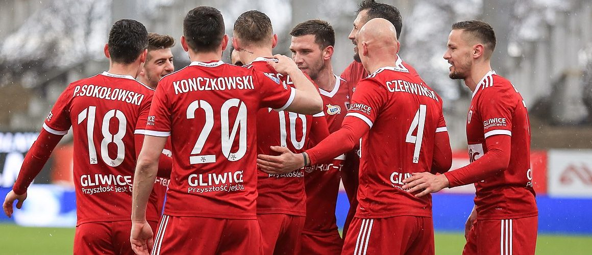 Derby na zakończenie 24. kolejki Ekstraklasy. Piast – Górnik