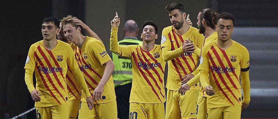 Ogromny ścisk w czołówce La Liga. 5 kolejek do końca
