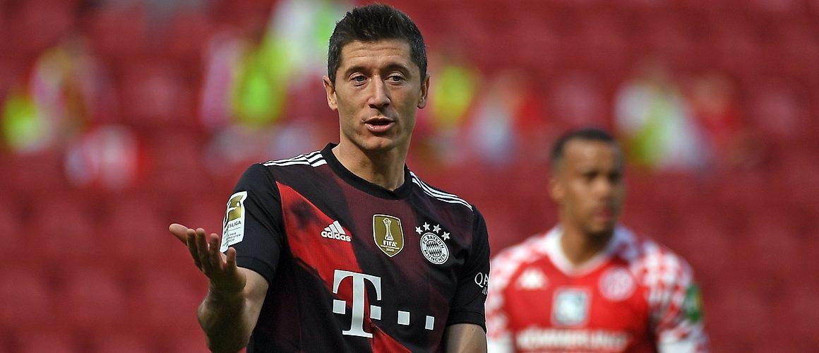 Czy Lewandowski sięgnie jeszcze po Złotą Piłkę?