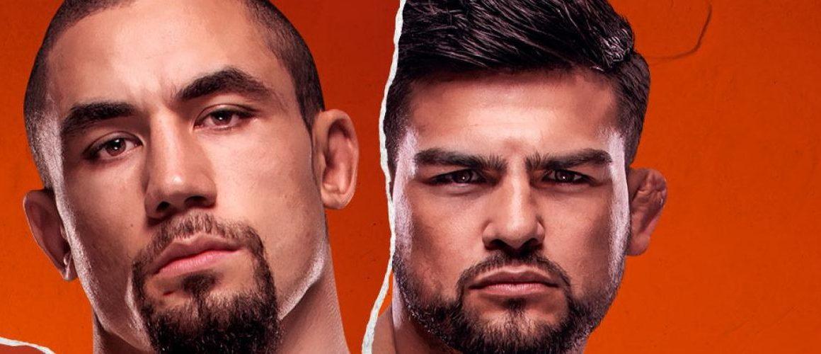 UFC Fight Night: Whittaker vs. Gastelum