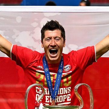 Lewandowski wyrównał rekord Müllera! Bayern remisuje