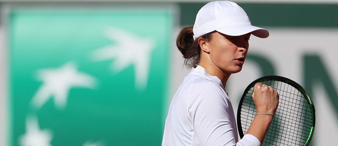 Świątek – Pliskova w finale WTA 1000 w Rzymie