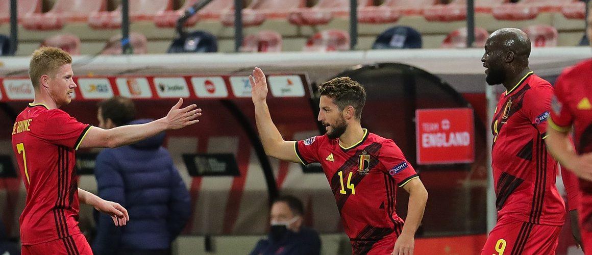Euro 2020: Belgia hegemonem grupy B?