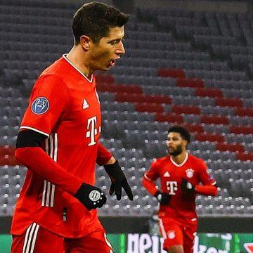 Bundesliga: Lewandowski pobije rekord Mullera?