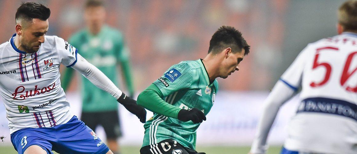 Zakończyć sezon z przytupem. Legia – Podbeskidzie 16.05