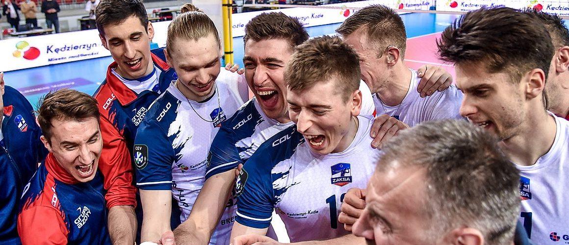 Finał Ligi Mistrzów! ZAKSA- Trentino 01.05
