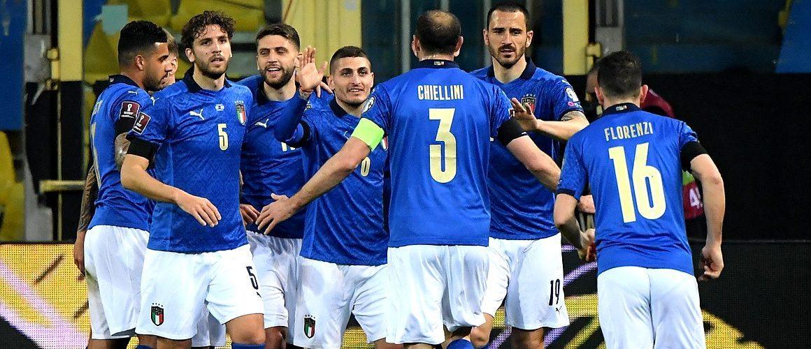 Euro 2020: Znamy kadrę reprezentacji Włoch