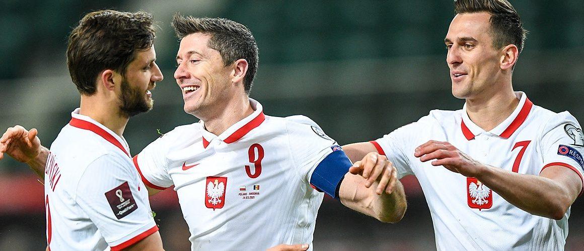 Euro 2020: Grupa E z reprezentacją Polski