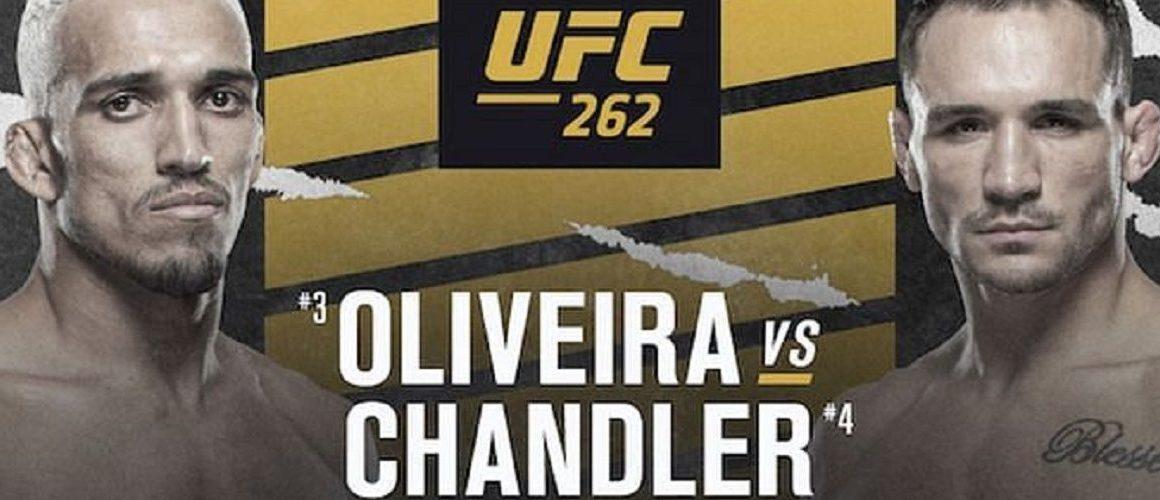 UFC 262: Oliveira- Chandler. Powrót Fergusona [analiza]