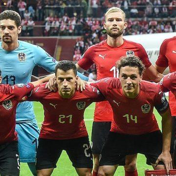 Euro 2020: Ostateczna kadra Austriaków