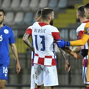 Euro 2020: Znamy kadrę reprezentacji Chorwacji