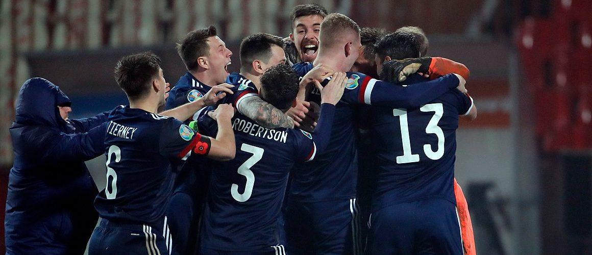 Euro 2020: Steve Clark ogłosił kadrę Szkocji