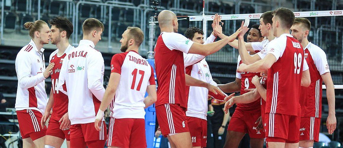 Liga Narodów: 3 mecze Polaków w weekend