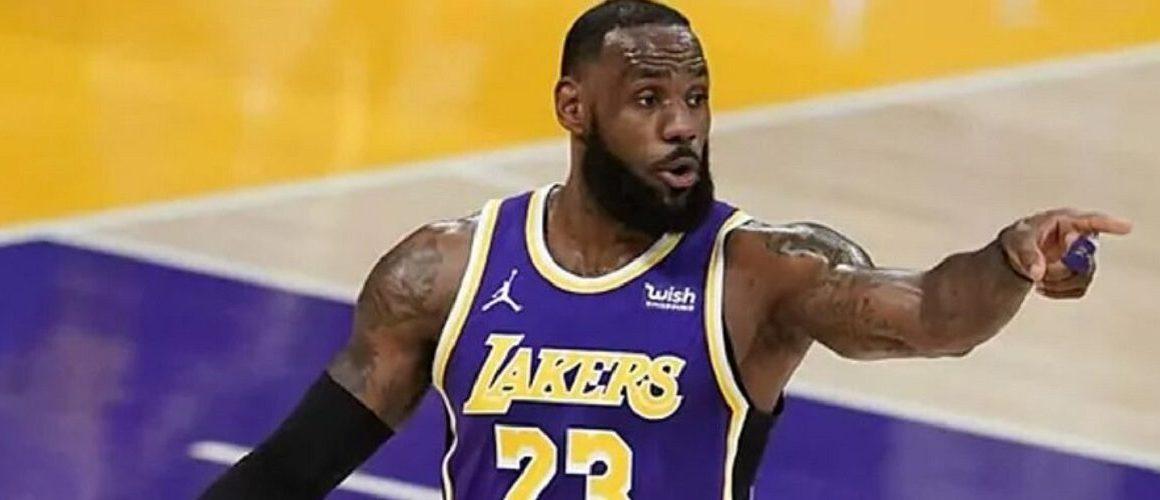 NBA: Ostatnie 2 miejsca w Play-offs, LeBron na zwycięstwo