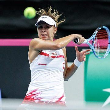 WTA 500 Chicago 2: Magda Linette w 2. rundzie