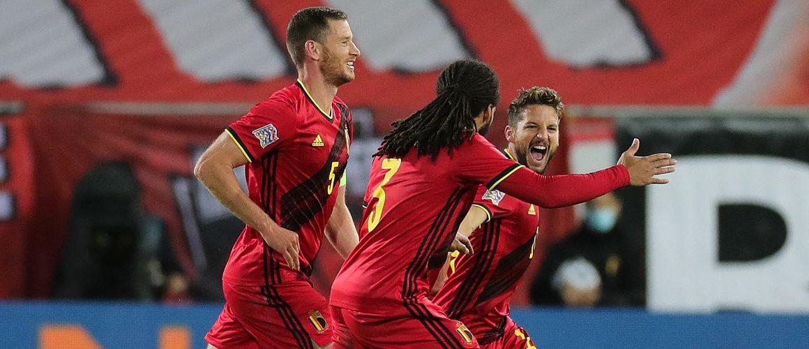 Euro 2020: analiza gry Belgii, Rosji, Danii i Finlandii
