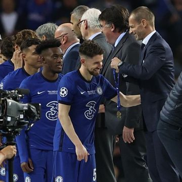 Chelsea wygrała Ligę Mistrzów