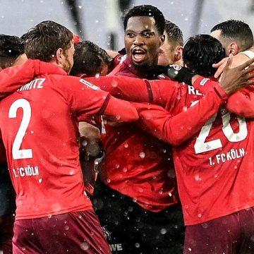 Baraże o Bundesligę: Holtein Kiel- 1. FC Köln rewanż