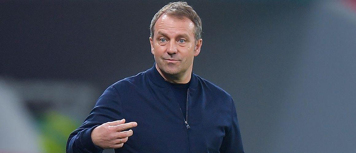 Hansi Flick trenerem reprezentacji Niemiec