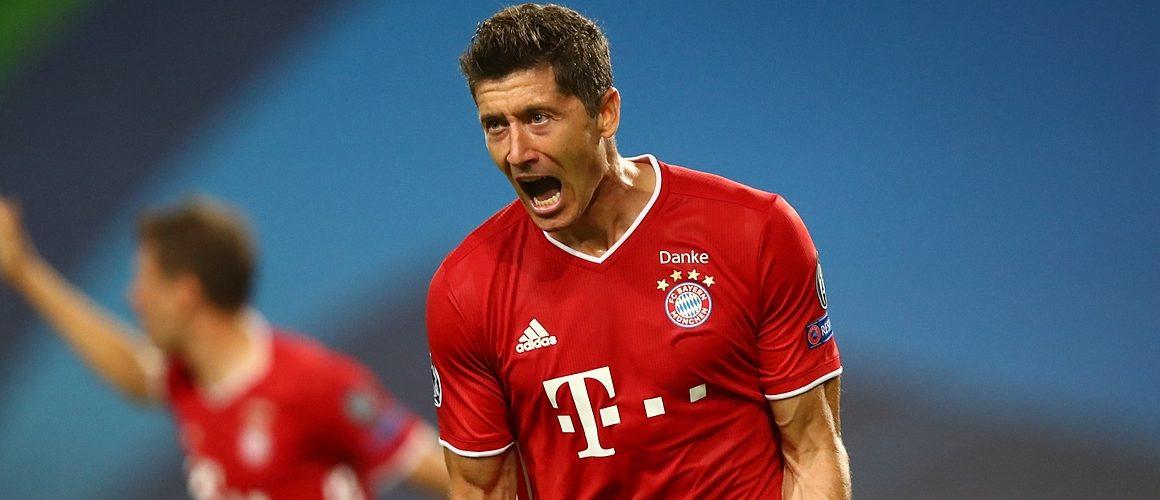 Nieprawdopodobne! Lewandowski pobił rekord Mullera