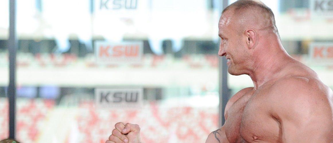 Pudzianowski: mistrzem już nie będę [wywiad]