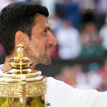 Wimbledon 2021: Halep i Djoković bronią trofeów