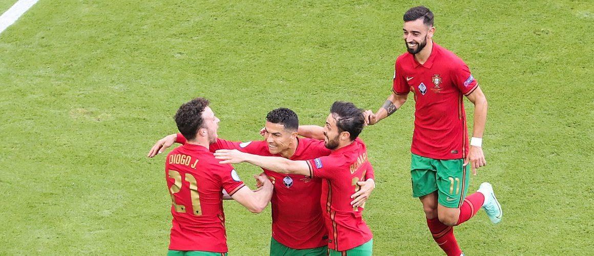 Portugalia- Francja. Mecz o awans
