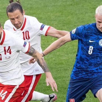 Euro 2020: Oceny po meczu Polska – Słowacja