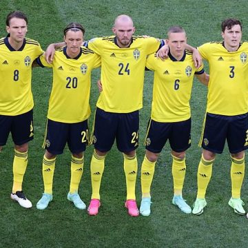Euro 2020: Szwecja poradzi sobie z Ukrainą?