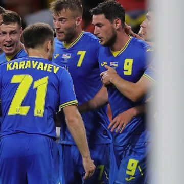 Euro 2020: Ukraina zmierzy się z Macedonią – typy