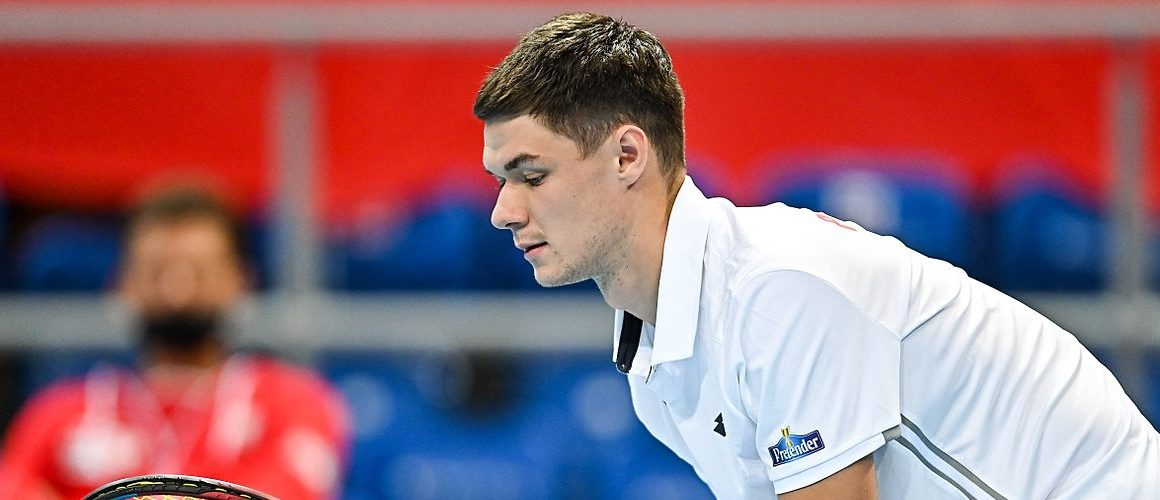 Kamil Majchrzak w finale w Nottingham