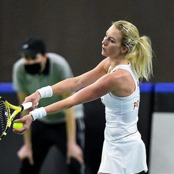 Wimbledon 2021 Kwalifikacje – Ula gra o awans