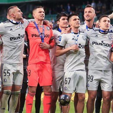 Legia i Śląsk poznali rywali w pucharach