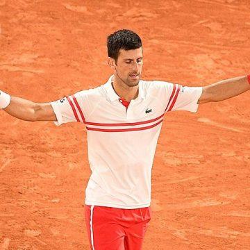 Novak Djoković zwycięzcą RG 2021
