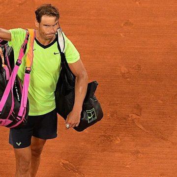 Rafa Nadal wycofał się z Wimbledonu i IO w Tokio