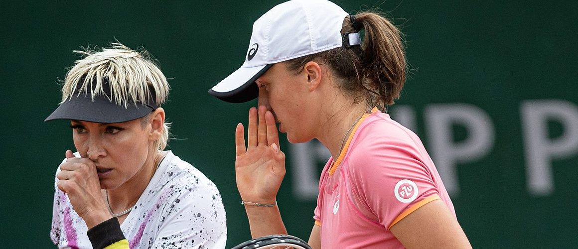 Roland-Garros: Fenomenalne Polki w deblu
