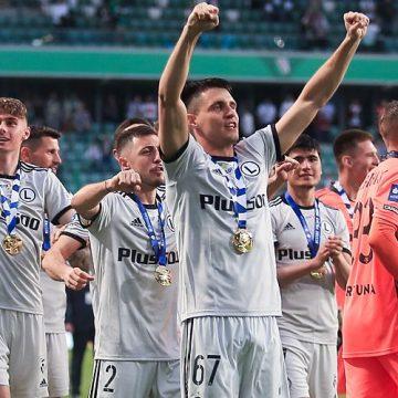 Legia Warszawa – historia występów w europejskich pucharach