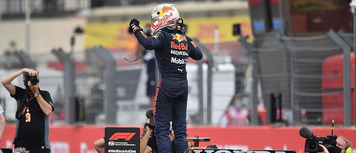 F1: GP Styrii – kolejna wygrana Verstappena