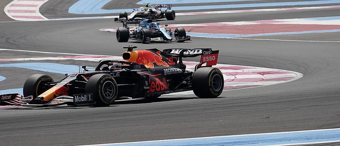 F1 – niesamowita końcówka wyścigu we Francji