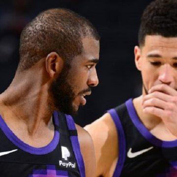 Phoenix Suns wygrywa pierwszy mecz finałów NBA!
