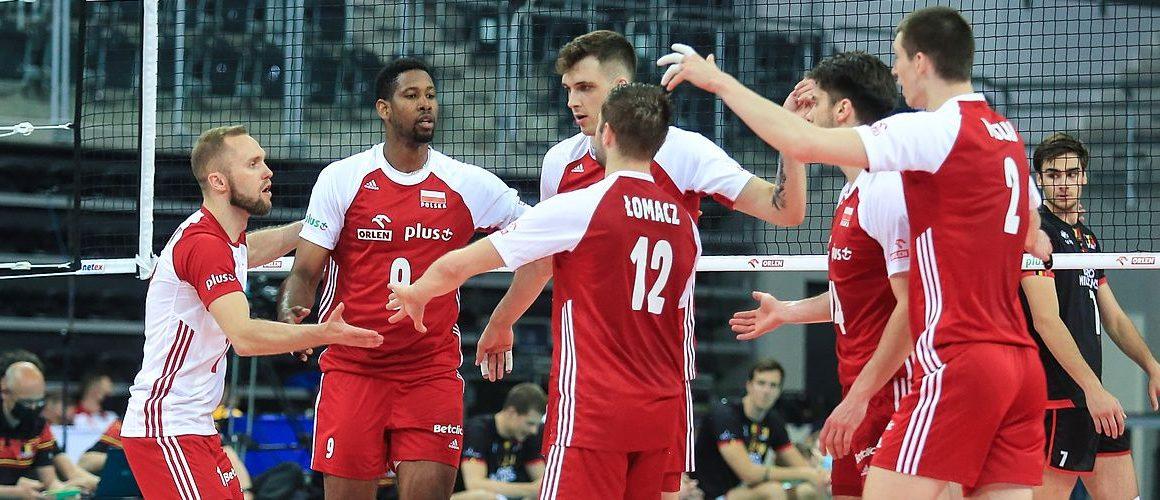 Siatkarska Liga Narodów: Rosja – Polska