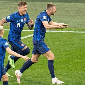 Euro 2020: Szwecja – Słowacja, kluczowy mecz